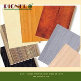 18mm Furniture Usage Wood Grain Melamine Plywood