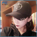 3 Metal Ring Comfortable Hat Casual Adjustable Hip Hop Hat