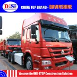Widely Used Cheap HOWO 6*4 Tractor Truck for Africa