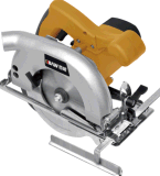 160mm 1300W Circular Saw with Soft Grip Handle
