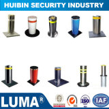 High Quality Access Control Semi-Automatic Stainless Steel Bollard