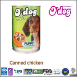 Odog Freshness 400g Canned Chicken Food for Dog Foods