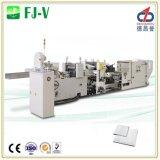 Fj-V Two Color High Accuracy Napkin Making Machine