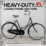 28 Inch Roadster Heavy-Duty Traditional Bicycle for Gent (AYS-2803S-SL)