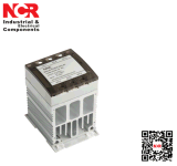 40A Rail Solid State Relay (CAG6-3/250F-38)