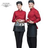 Custom Professional Unisex Short Sleeve Chef Uniform Hotel Workwear