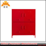Simple 4 Door Steel Cabinet for Sale
