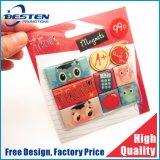 Competitive Price Custom Shape Paper Fridge Magnet