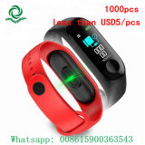 Less Than USD5/PCS Heart Rate Tracker Smart Waterproof Watch with Fitness Tracker