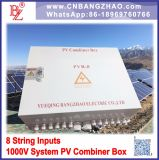 8 String Solar Input DC Combiner Box with SPD and Fuse