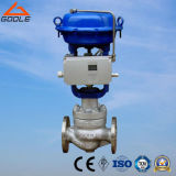 Hcb Cage Type Double Seat Pneumatic Pressure Control Valve