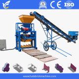 Cheap Concrete Hollow Block Making Machine, Manual Paver Brick Production Line