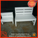 New Design Best Price Wooden Display Stand for Shop