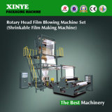 Rotary Head Shrink Film Blowing Machine