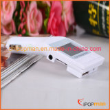 Remote Car 100m Long Range FM Transmitter 1.8 Inch Car MP4 Player with FM