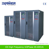 Three Phase Online High Frequency UPS for Network Data Centers