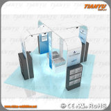 Customized 3D Aluminum Fabric Hot Sale Trade Show Booth Design