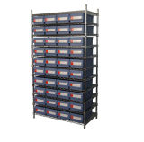 Competitive Price Stainless Steel Wire Shelving Display Storage Bin Rack Shelf