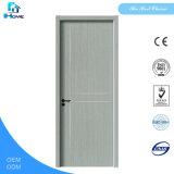 Cheap Interior PVC Door, MDF Wooden Doors with Melamine Board
