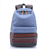 2017 Hot Sale Colourful Bag Student School Backpack Bag, Laptop Bag