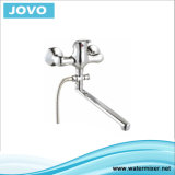 Single Handle Wall-Mounted Kitchen Mixer Jv 72304