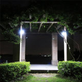 1100lm All in One Solar Wall Light with Lithium Battery