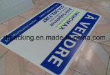 Screen Printing for PP Corrugated Sheets/Corflute/Correx/Coroplast Sign for Canada Market of Best Price