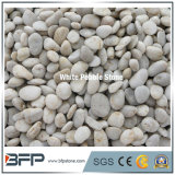 White High Polished Natural Cobble &Pebble Stone