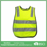 High Visibility Simple Style Children′s Reflective Warning Vest