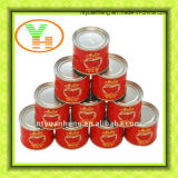 Canned Tomato Paste High Quality Canned Food Halal