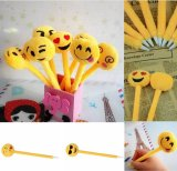 Cute Custom Emoji Plush Pen
