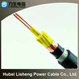 Factory Wholesale 450/750V PVC Insulated Copper Wire Braided Shielded Control Cable (VV 3*35)