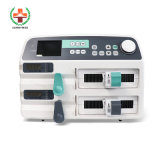 Sy-G094 Portable Double Channel Clinic Infusion Syringe Pump Manufacture Price