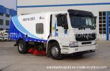 HOWO Road Sweep /Suction Street Cleaning Sweeper Truck