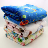 2017 New Travel Blanket Fleece Throw Blanket Baby Fleece Blanket