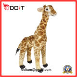 Huge Standing Plush Animals Toy Giraffe Stuffed Toys
