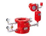 Water System Fire Alarm Valve