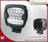 4.6inch 72W Pi68 LED Working Light for SUV Truck 4X4
