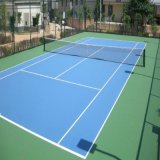 UK Market Slip Resistance Strong Shock Absorption PVC Flooring for Outdoor Volleyball Baketball Tennis Badminton Sport Court