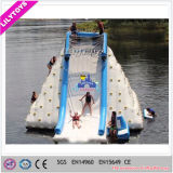 High Quality Large Inflatable Water Park Iceberg for Water Sport