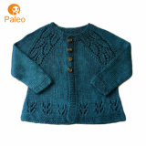Dignified Manufacturer Custom Jacquard Design Fall Boutique Knit Cotton New Born Children Apparel for Baby Product