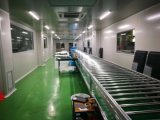 Egypt LED TV Cleanroom Production Assembly Line to Installation Completed