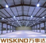 ISO Q345 Q235 Steel Frame Structure Building for Prefab House