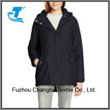 Women′s 3 in 1 Waterproof Rain Jacket with Fleece