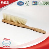 Cloth Cleaning Brush with Wooden Handle