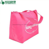 High Quality Stylish Fashionable Insulated Nylon Shopping Tote Cooler Bag