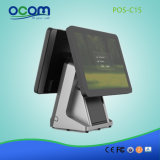 POS-C15 Restaurant 15 Inch Windows Touch Screen All in One PC Computer