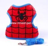 Cartoon Pet Lead Harnesses for Dog Walking