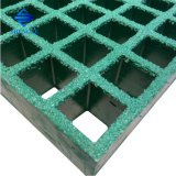 FRP Grating Platform Walkway Floor Mini Mesh Fiberglass Product Swimming Pool Anti-Slip Grid