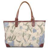 Designer Printing Canvas Bags Fashion Ladies Handbags (RS-8589B)